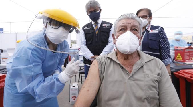 """COVID-19: conoce cuándo será la próxima jornada de """"Vacunatón"""""""