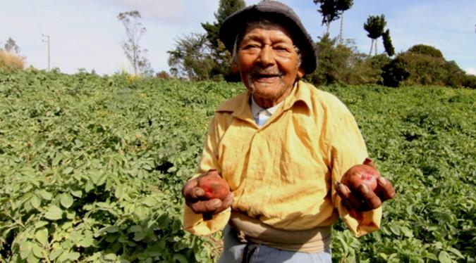 Marcelino Abad: conoce al hombre que celebró el Centenario y Bicentenario del Perú