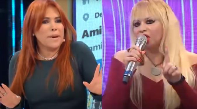 Susy Díaz defiende a su ex tras denuncia de agresión de su pareja | VIDEO