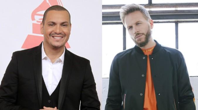 Víctor Manuelle y Noel Schajris lanzarían nuevo tema musical