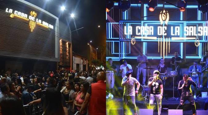 Discoteca salsera reabre sus puertas este fin de semana