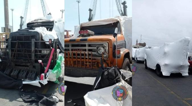 Transformers: vehículos y camiones llegaron al Perú el pasado fin de semana | VIDEO