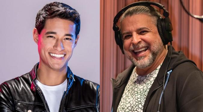 Tony Succar y Luis Enrique preparan nuevo hit salsero | FOTOS