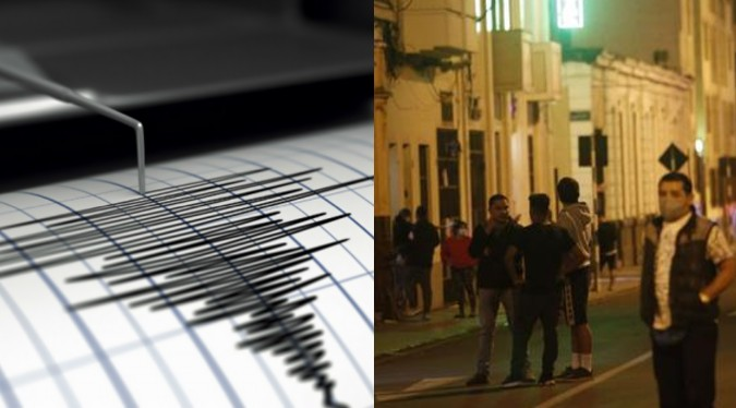 El Perú sigue temblando: fuerte sismo sacudió el departamento de Lima esta madrugada