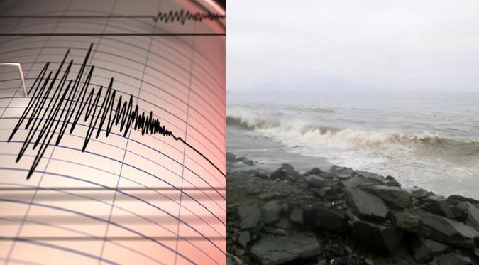 ¿Alerta de tsunami?: Marina de Guerra se pronuncia por el fuerte sismo de 5.1 en el Callao | FOTOS