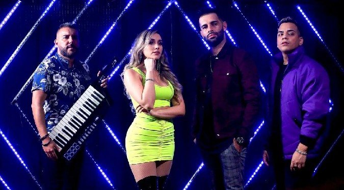 La espera terminó: You Salsa y Alkilados realizarán hit salsero | FOTOS