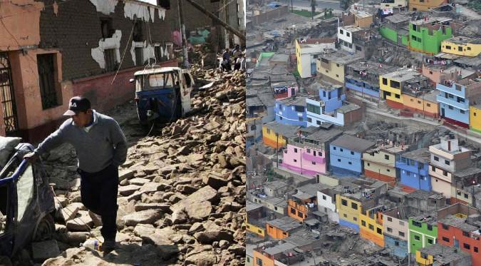 Sismo en Lima de 8.8 grados: conoce los distritos que afectaría el catastrófico terremoto   VIDEO