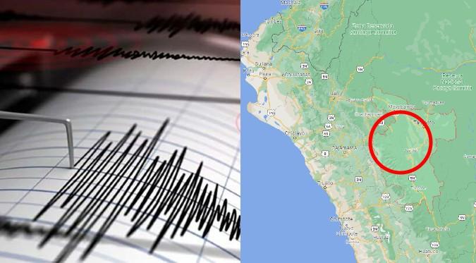 El Perú sigue temblando: fuerte sismo sacudió la selva peruana hace unas horas