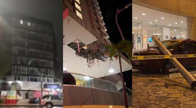 Terremoto en México: Mira los daños ocasionados por el fuerte sismo de 7.1 en Acapulco   VIDEO