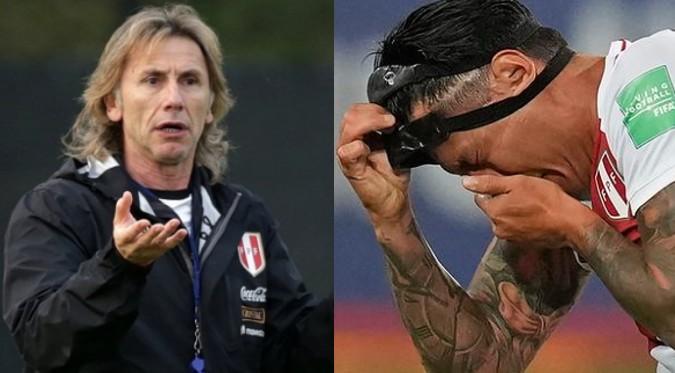 Selección peruana: Gianluca Lapadula no jugaría contra Brasil