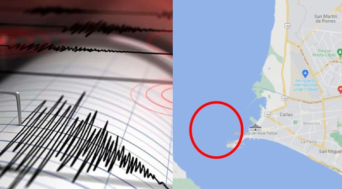 El Perú sigue temblando: fuerte sismo sacudió el Callao esta mañana