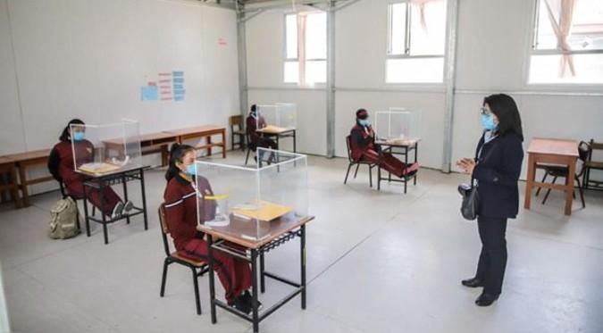 Coronavirus en Perú: colegio entra en cuarentena por casos positivos de alumnos