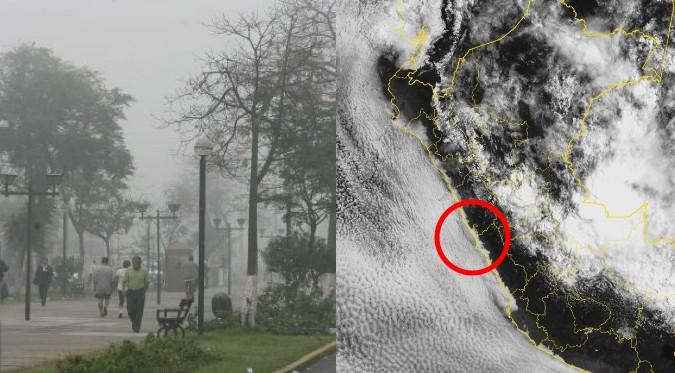 Senamhi advierte sobre próximo fenómeno climático en el Perú