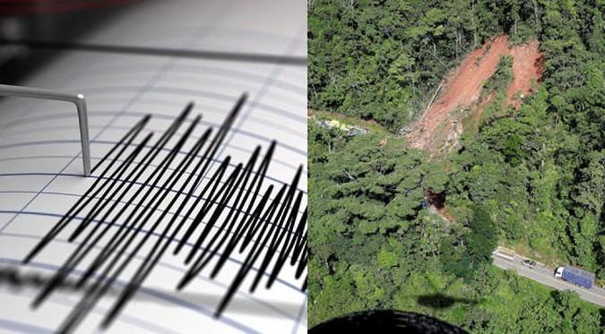 El Perú sigue temblando: Fuerte sismo sacudió la selva del país