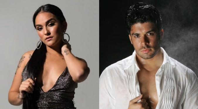 Daniela Darcourt y Jerry Rivera se dedican emotivas palabras en las redes sociales | FOTOS