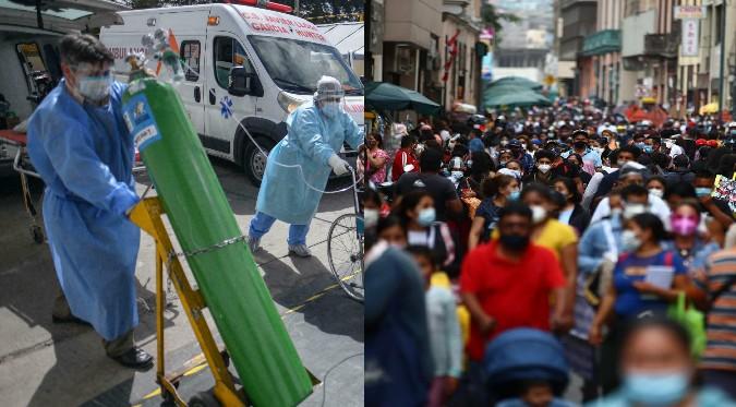 Minsa: conoce cuándo iniciará la tercera ola de contagios por COVID-19 en el Perú