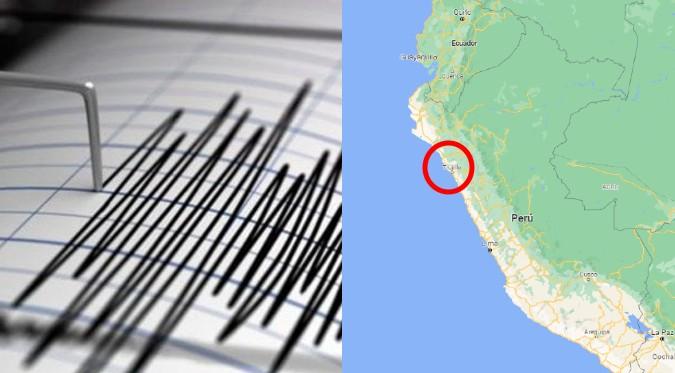 El Perú sigue temblando: Fuerte sismo sacudió el norte del país hace unas horas