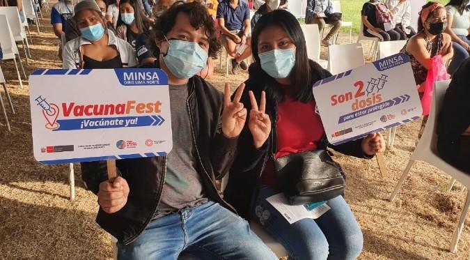 Coronavirus en Perú: Inician proceso de vacunación para jóvenes mayores de 21 años en Lima Metropolitana