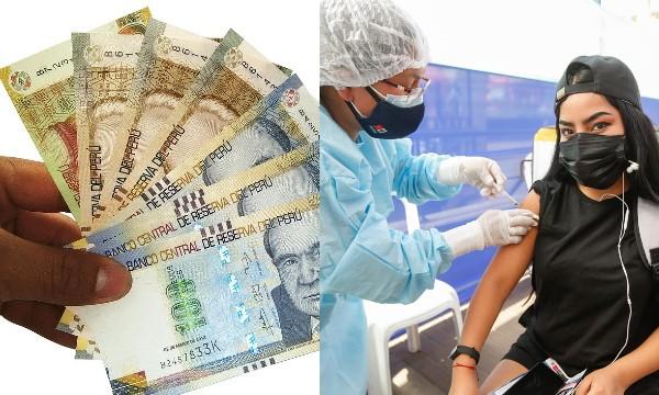 Centros comerciales regalarán dinero a personas vacunadas contra el  COVID-19