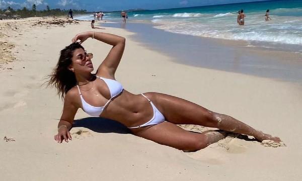 Yahaira Plasencia sorprende con sensual bikini en las playas de Punta Cana | FOTOS