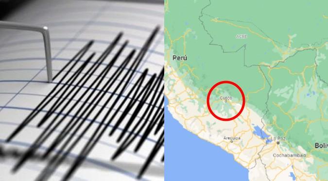 El Perú sigue temblando: Fuerte sismo sacudió la sierra del país hace unas horas