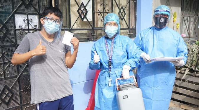 Coronavirus en el Perú: Niños entre 5 y 11 años podrían ser vacunados en los próximos días | FOTOS