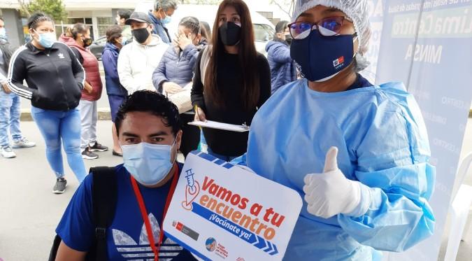 Coronavirus en Perú: El 47% de la población peruana está vacunada contra el COVID-19 | FOTOS