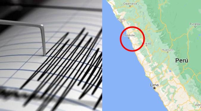 El Perú sigue temblando: Fuerte sismo de 4.8 sacudió la costa del país hace unas horas