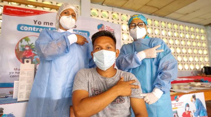 COVID-19: Conoce la cantidad de personas vacunadas hasta el 13 de octubre